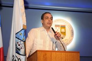 Ing. Abraham Hazoury, presidente del Consejo Regente de UNIBE